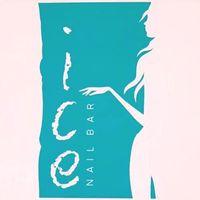 Ice Nail Bar logo