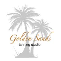 Golden Sands Tanning Studio logo