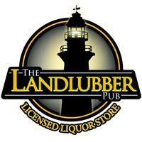 Landlubber Liquor Store logo