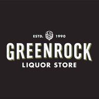 Greenrock Liquor Store logo