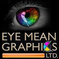 Eye Mean Graphics logo