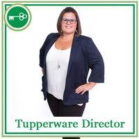 Courtnie's Tupperware Nanaimo logo