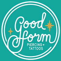Good Form Piercing & Tattoos Ltd logo