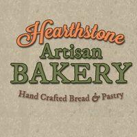 Hearthstone Artisan Bakery logo