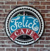 Felice Cafe logo
