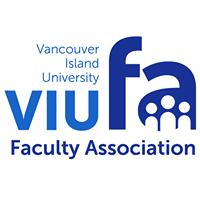 Vancouver Island University Faculty Association logo