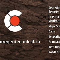Core Geotechnical Inc logo