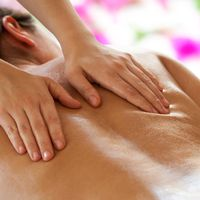 Relax Restore Rebalance Massage Therapy logo