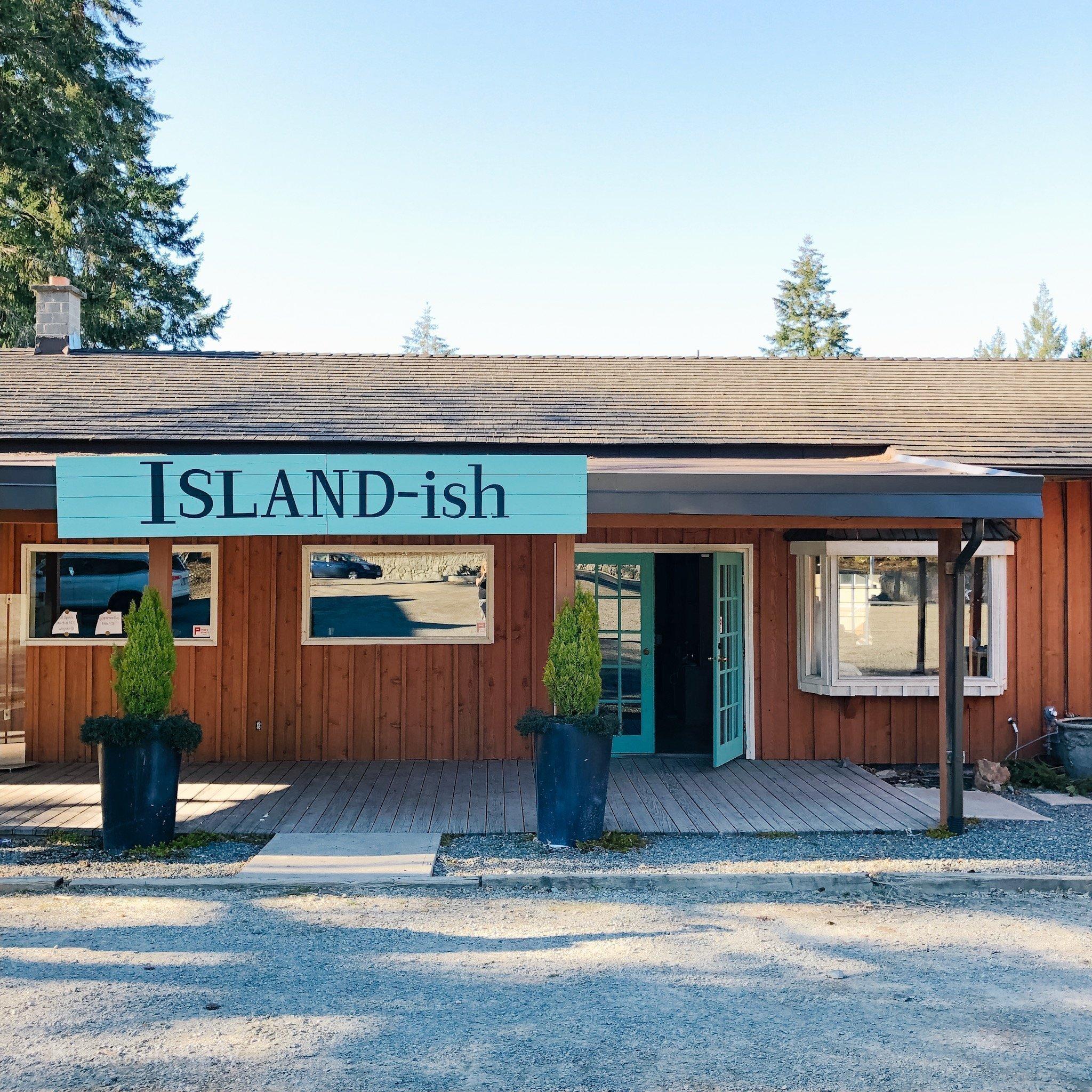 Island-ish Lifestyle Boutique logo