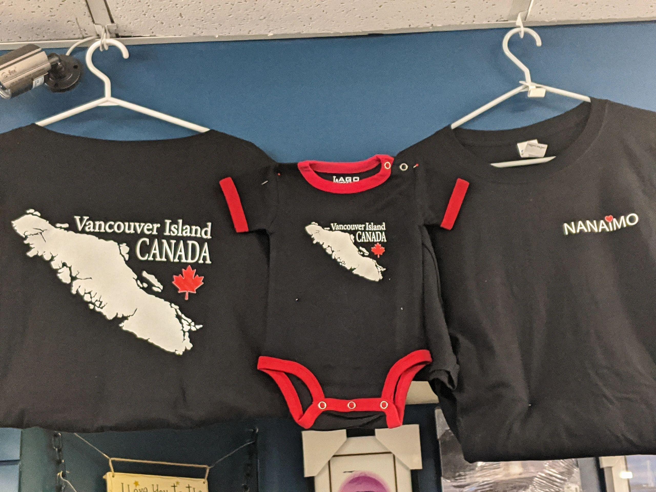 Newfoundland To Nanaimo logo