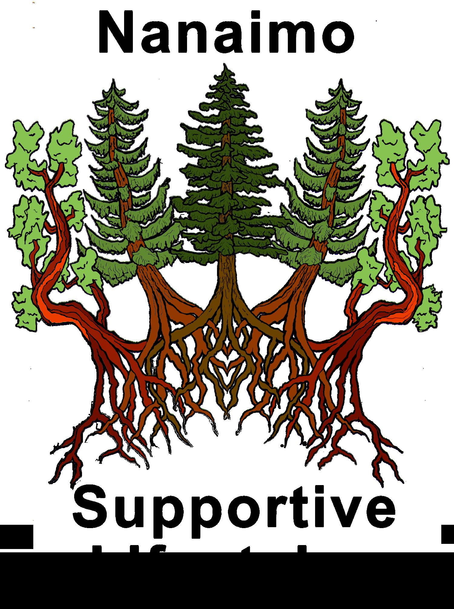 Nanaimo Supportive Lifestyles logo