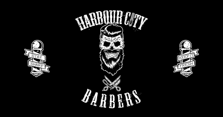 Harbour City Barbers logo