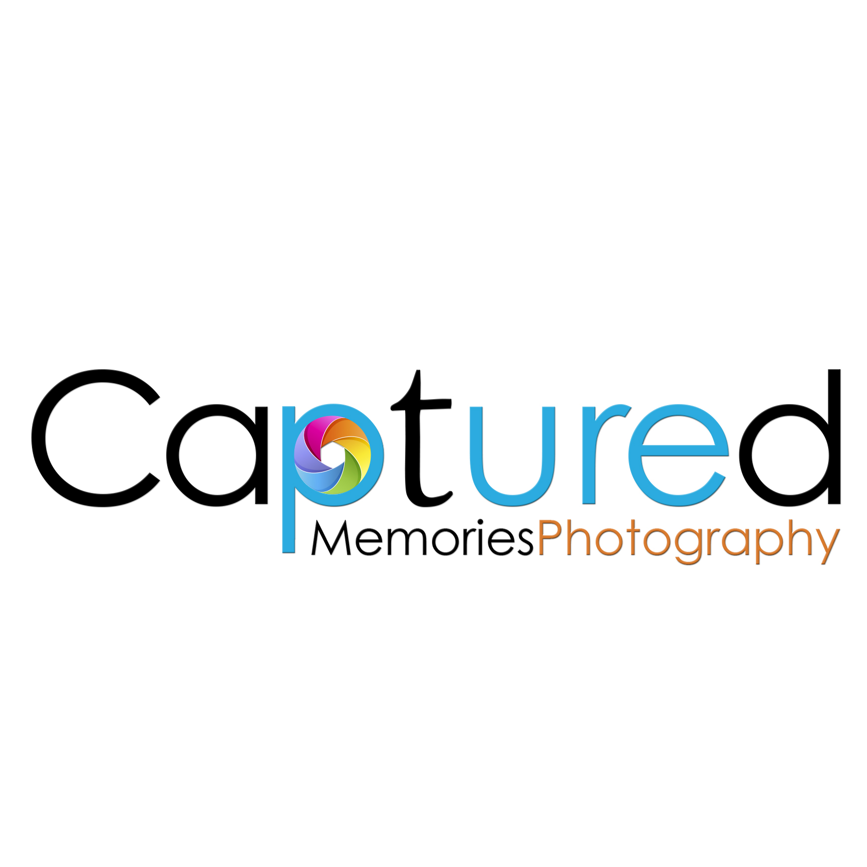 Captured Memories Photography logo