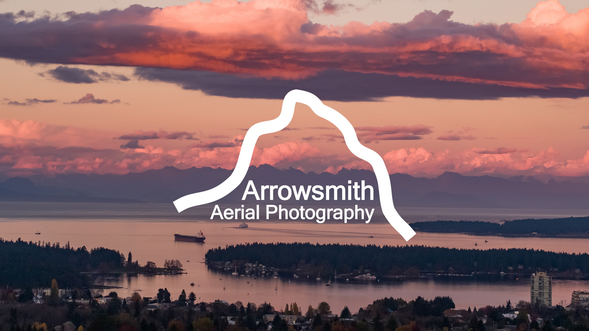 Arrowsmith Aerial Photography logo