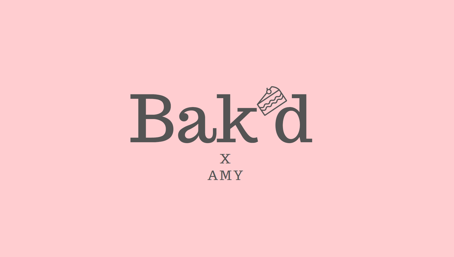 Bak'd By Amy logo