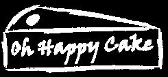 Oh Happy Bake logo