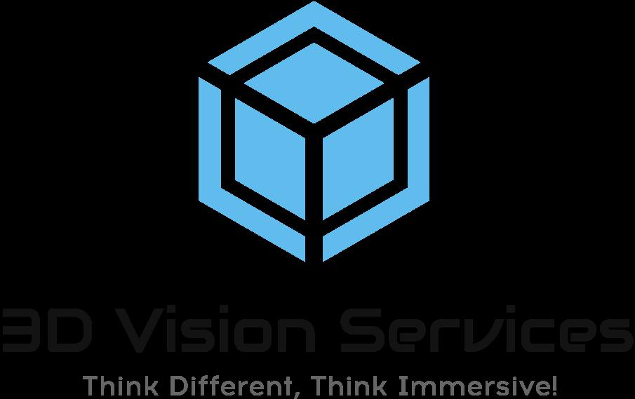 3D Vision Services Nanaimo BC logo