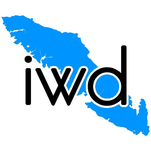 Island Website Design logo