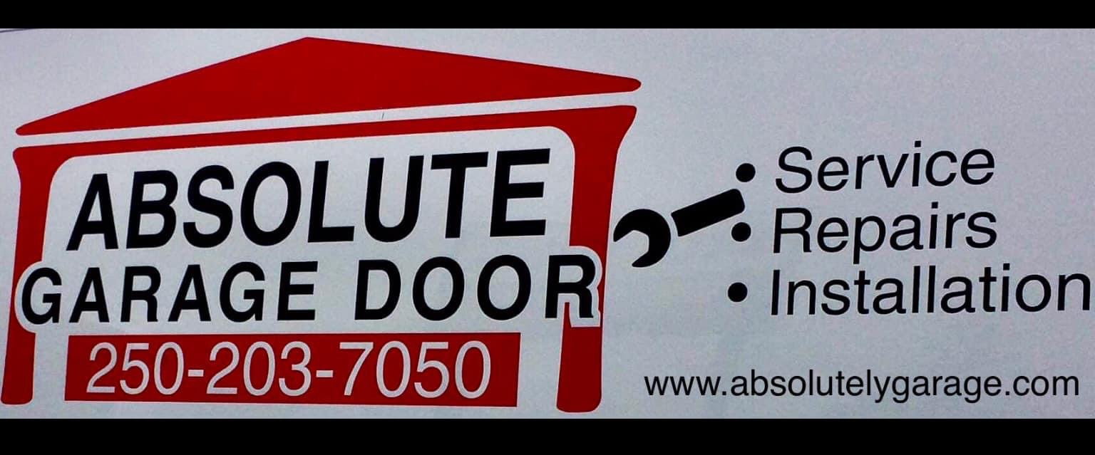 Absolute Garage Door Repair logo