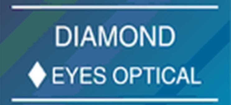 Diamond Eyes Optical Qualicum Beach logo