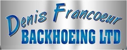 Denis Francoeur Backhoeing Ltd logo