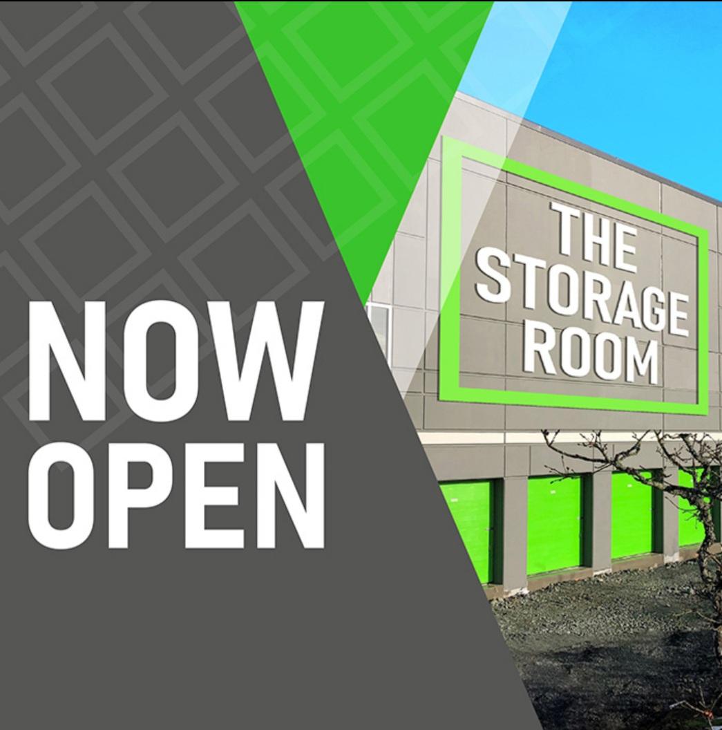 The Storage Room Langford logo