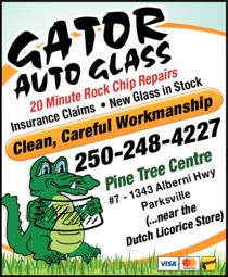 Gator Auto Glass logo