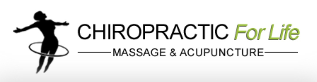 Chiropractic For Life logo