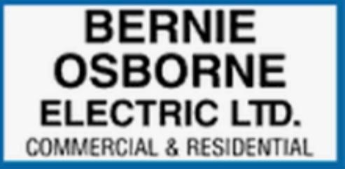 Bernie Osborne Electric Ltd logo