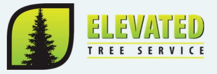 Elevated Tree Service logo