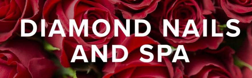 Diamond Nails  & Spa logo