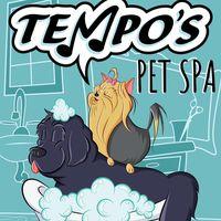 Tempo's Pet Spa logo