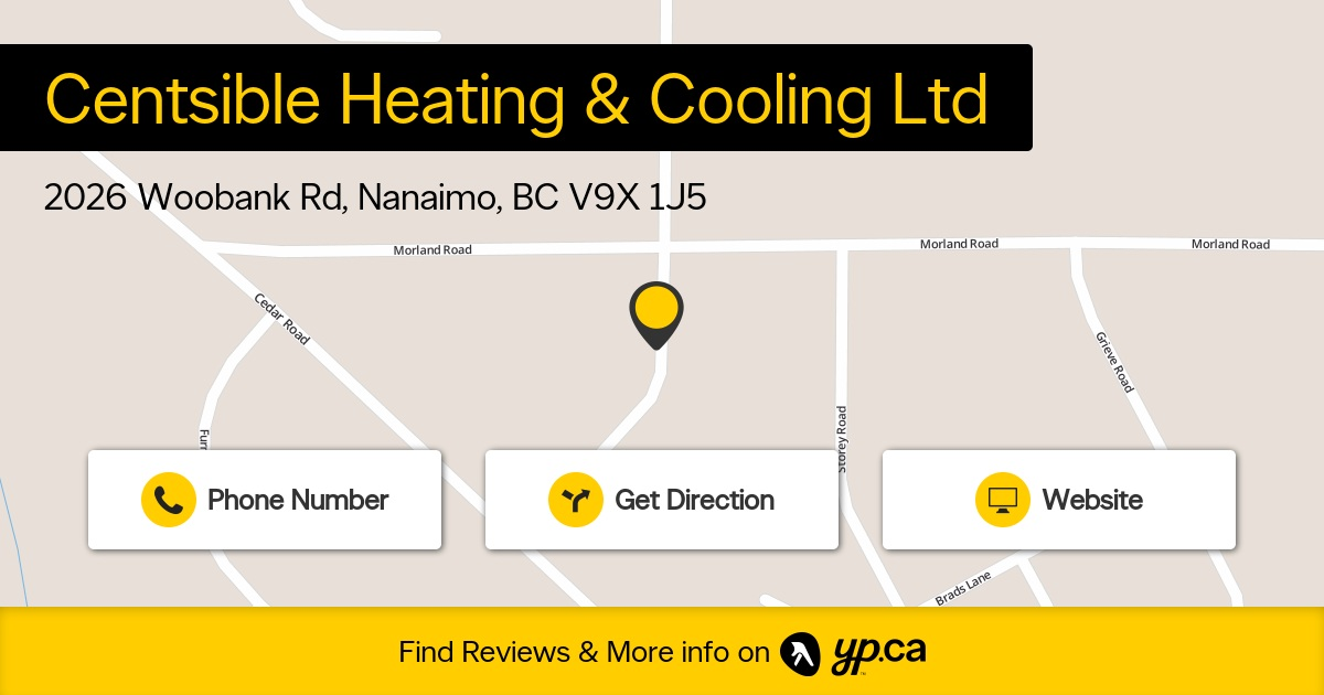 Centsible Heating & Cooling logo