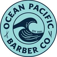 Ocean Pacific Barber Co logo