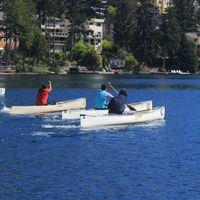 Nanaimo Canoe & Kayak Club logo