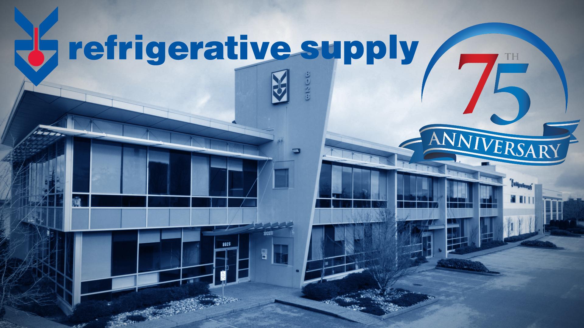 Refrigerative Supply logo