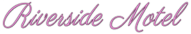 Riverside Motel logo