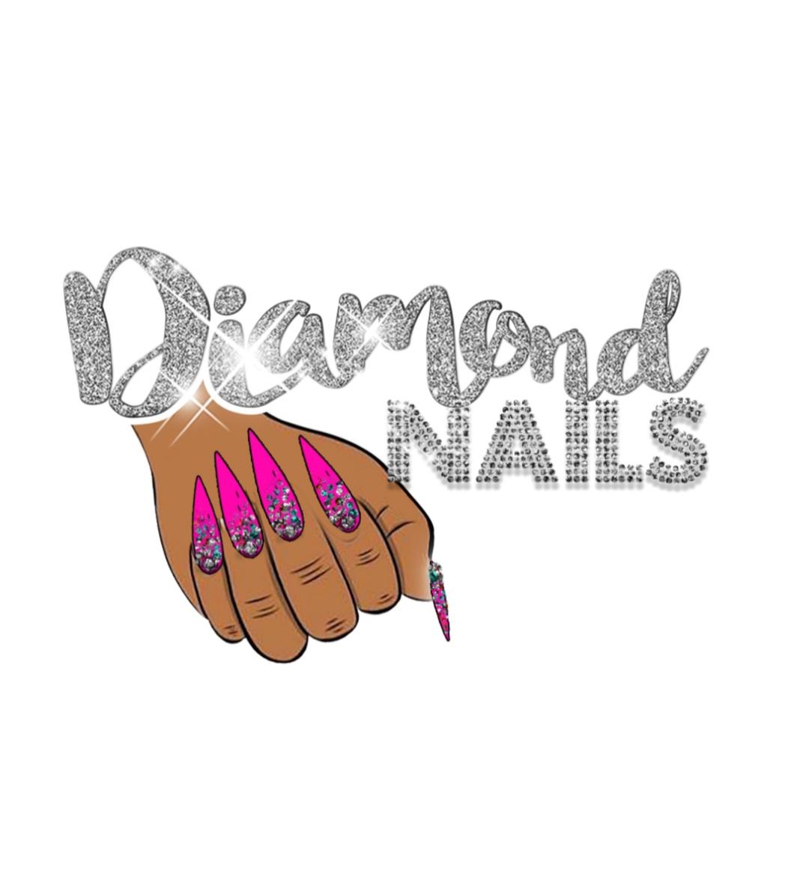 Diamond Nails Studio logo