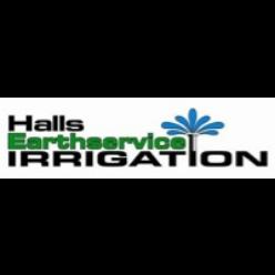 Halls Earthservice Irrigation Inc logo