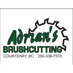 Adrian's Brush Cutting & Excavating logo
