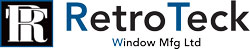 RetroTeck Window Mfg Ltd logo
