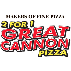 Great 2 For 1 Pizza logo