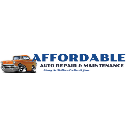 Affordable Auto Repair & Maintenance logo