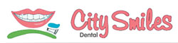 City Smiles Dental Center logo
