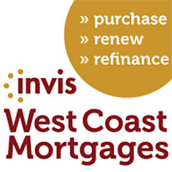 Invis - West Coast Mortgages logo