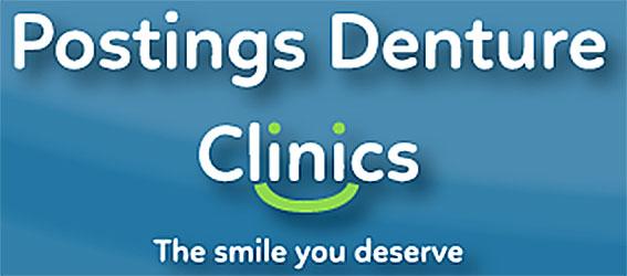 Postings Denture Clinics logo