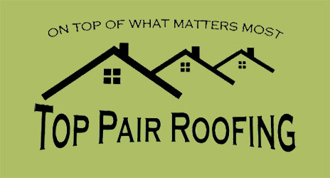 Top Pair Roofing logo