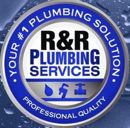 R & R Plumbing logo