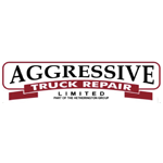 Aggressive Truck Repair logo