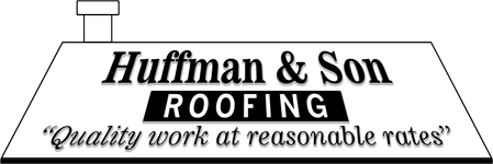 Huffman & Son Roofing logo